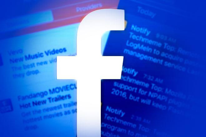 Notify: La app de Facebook centrada en las noticias