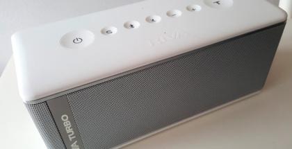Riva Turbo X, el equipo que lleva los altavoces Bluetooth a otro nivel