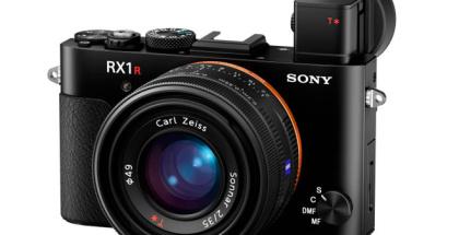 Sony RX1R II: rompedora compacta con sensor CMOS retroiluminado de 42,4MP