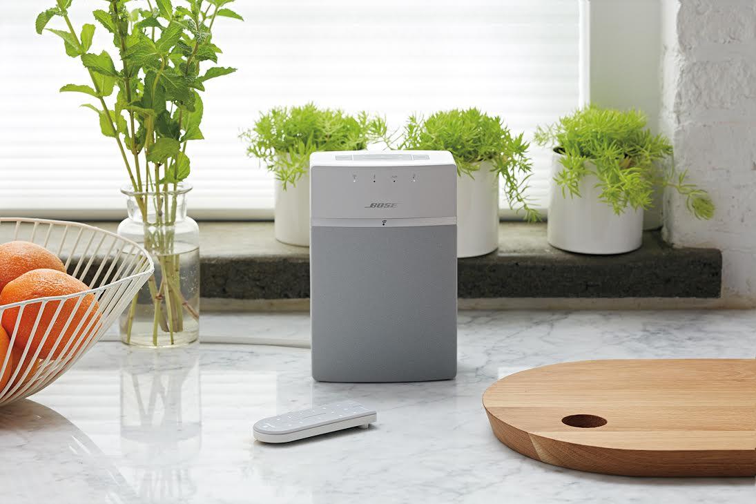 Bose SoundTouch 10: el minimalismo y un potente sonido