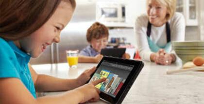 Samsung CantaJuego una app que desarrolla la psicomotricidad y la imaginación de los niños