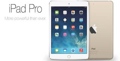 Todo lo que quieres saber del iPad Pro de 12,9 pulgadas
