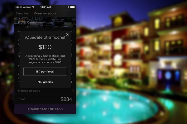 La app HotelTonight y sus ofertas insuperables no te dejan opción