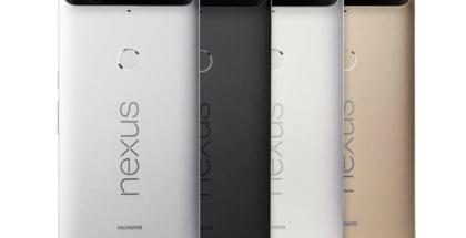 Aterriza en España el nuevo smartphone de Google (Nexus 6P)