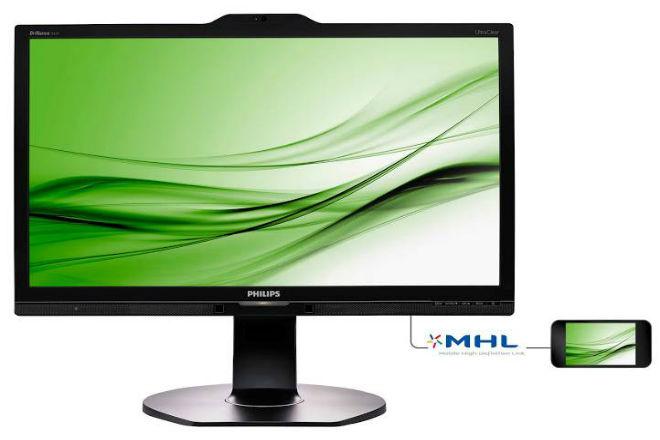 Philips pantalla 4K UHD 24.,