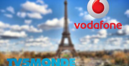 Aprende francés con Vodafone TV y TV5Monde