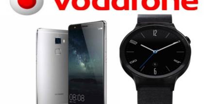 Comprar el Huawei Mate S con Vodafone lleva un Huawei Watch gratis de regalo
