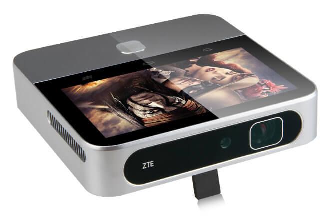 ZTE Spro 2, el primer miniproyector portátil todo en uno del mundo llega a España