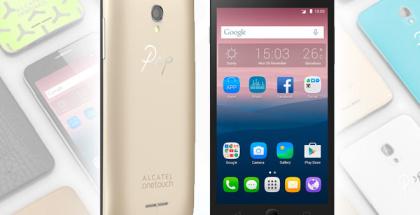 ALCATEL ONETOUCH POP STAR, un Android bien dotado (hasta en estilo) por menos de 130€