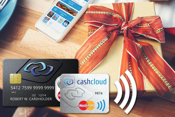Cashcloud, una cartera electrónica gratuita para esta navidad