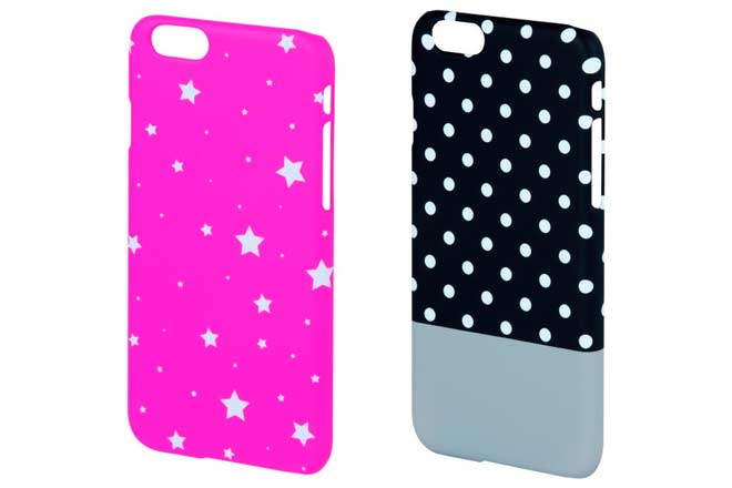 hama-funda-para-iphone-Design-Line-Luminous-Stars-y-Design-Line-Lovely-Dots