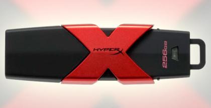 Nuevo USB HyperX Savage garantiza velocidad ultrarrápida y compatibilidad