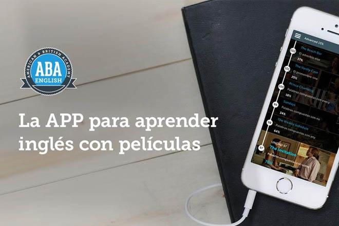 ABA English incorpora el modo offline a su app Aprender Inglés con Películas