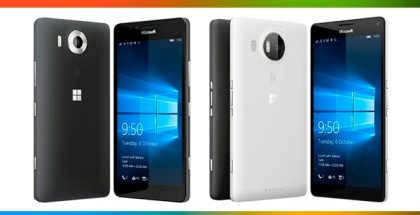Lumia 950 y Lumia 950 XL están disponibles en España