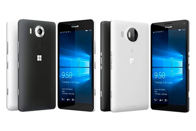 Comprar el Microsoft Lumia 950 y Lumia 950 XL será posible en breve