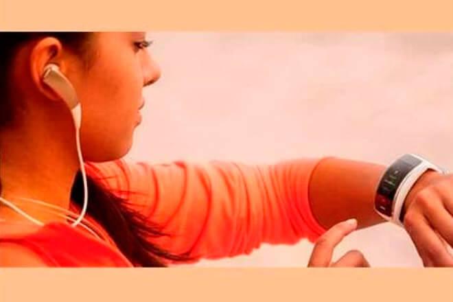 El smartwatch te permite no interrumpir tus actividades del momento para atender tu smartphone