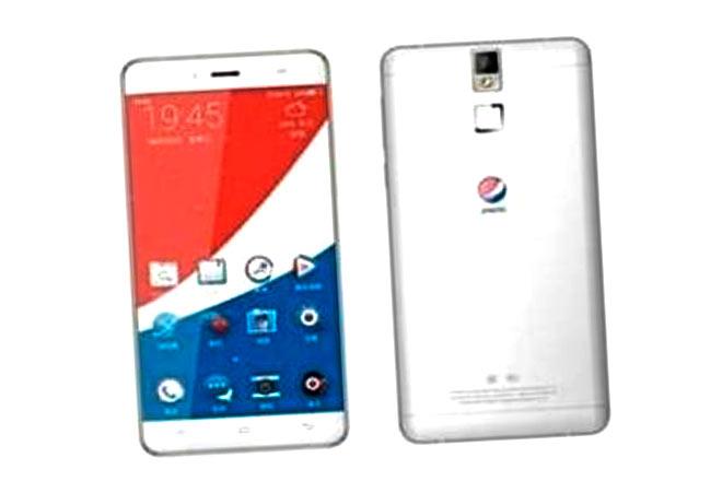 Conoce el P1, la primera versión del smartphone Pepsi