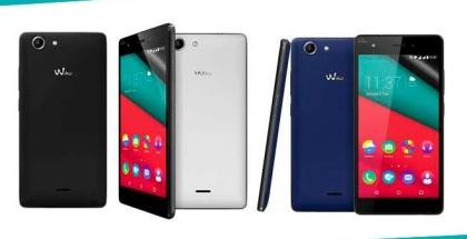 Wiko PULP es el nuevo Dual SIM de la francesa, con flash en sus cámaras, desde 169€