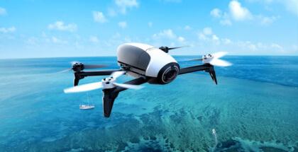 Conoce el Parrot Bebop 2, un dron todo-en-uno