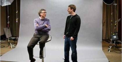 """""""Breakthrough Energy Coalition"""": nuevo proyecto de energía limpia que une a Mark Zuckerberg y Bill Gates"""