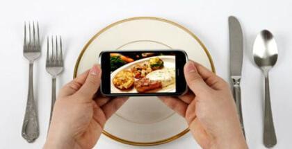 España ocupa el 3er lugar en uso de apps para pedir comida
