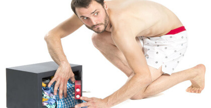 73% de los europeos preferiría revelar sus contraseñas a salir sin ropa interior de casa: Kaspersky Lab