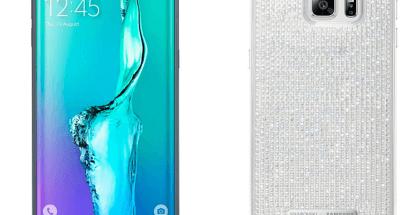 Samsung galaxy S6 edge glam edition vodafone swarovski