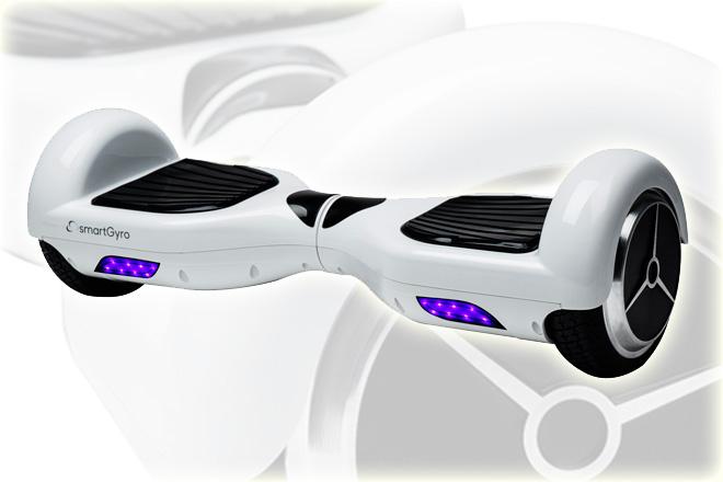 SmartGyro X1, el patín eléctrico español con autonomía de hasta 20 kms