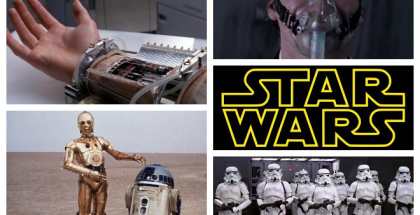Star Wars-ables: 9 wearables presentes en Star Wars