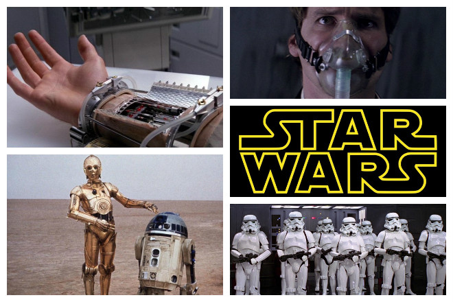 Star Wars-ables: 9 wearables presentes en Star Wars