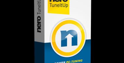 Nueva actualización de Nero TuneItUp está disponible (en versión FREE y PRO)