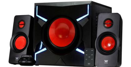 Big Bass 260 FX de Woxter: Experiencia extrema de audio en videojuegos