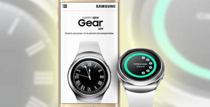 Samsung Gear S2 #dalacampanada en Nochevieja
