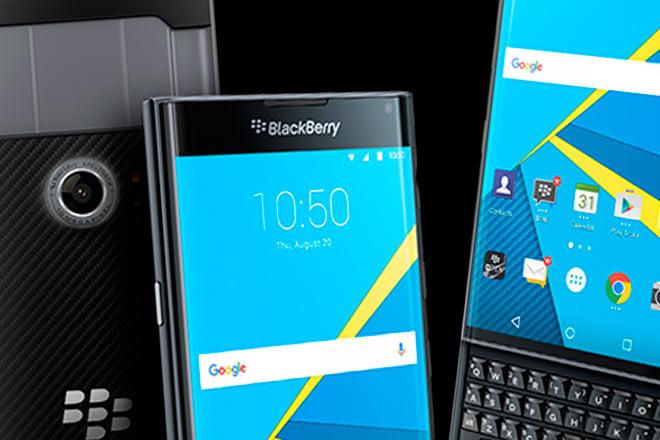 Segunda BlackBerry con Android estaría viendo luz en 2016