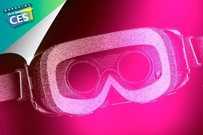 #CES2016: la realidad virtual toma la feria de Las Vegas