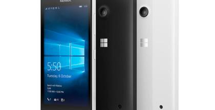 Comprar el Microsoft Lumia 550 en España ya es posible