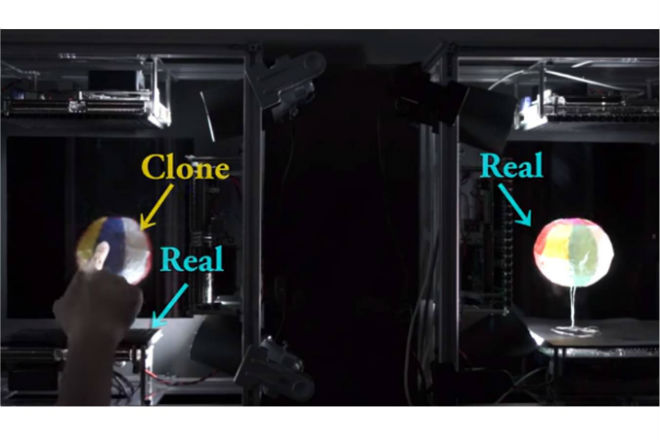 holograma,