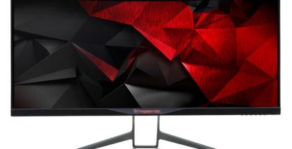 Acer Predator X34: monitor curvo para gaming que garantiza experiencia inmersiva