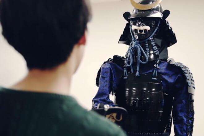 Conoce al robot Samurai que quiere ayudar a los humanos