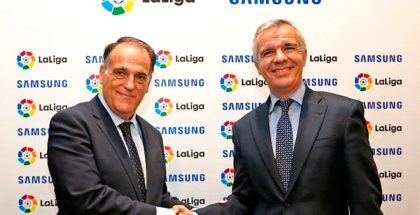 Samsung Gear S2 es el smartwatch oficial de LaLiga en esta temporada