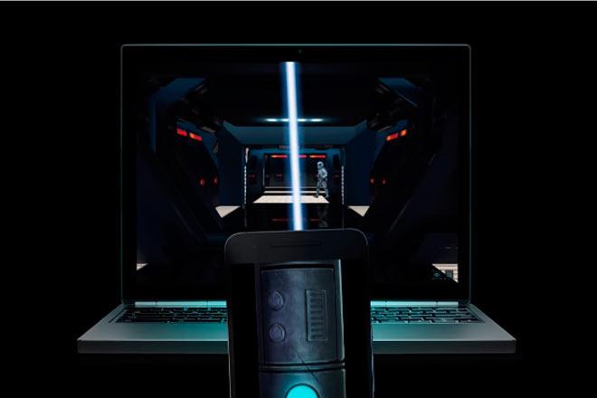 Star Wars: ¿Quieres convertir tu smartphone en espada láser? Te decimos cómo