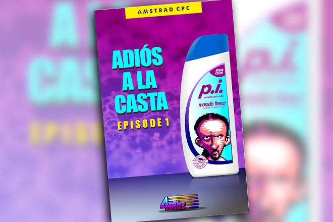 Un videojuego convierte a Pablo Iglesias en un superhéroe contra la casta