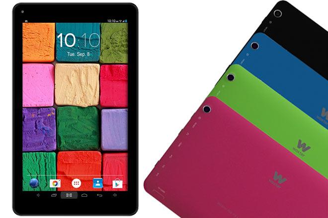 Woxter QX93, el nuevo tablet Quad Core de 9'' por menos de 90 euros