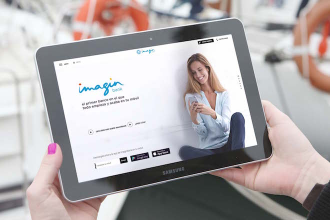 imaginBank: el banco que funciona sólo a través del móvil