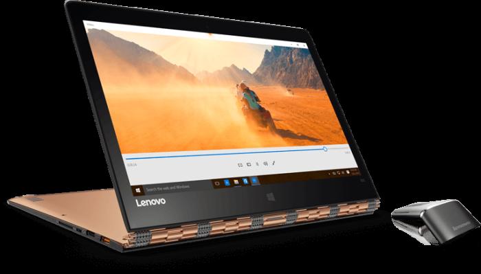 Lenovo Yoga 900 y Lenovo TAB3 7, dos opciones de productividad en movimiento