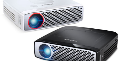 Home Cinema en tus manos: Proyectores Philips PicoPix PPX4835 y PPX4935 Pocket