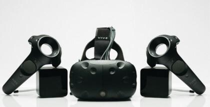 Vive Pre, el visor con el que HTC redefine la imaginación humana con la realidad virtual
