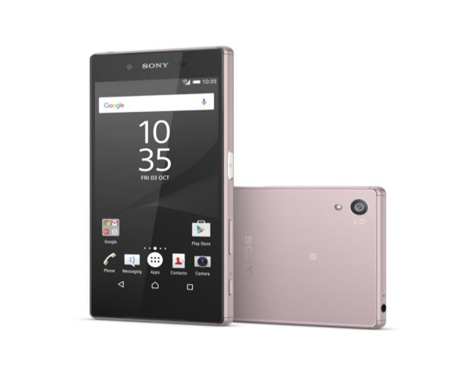 Comprar el Sony Xperia Z5 rosa en España será posible pronto