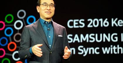 #CES2016: Samsung lleva el concepto de Internet de las Cosas a la realidad