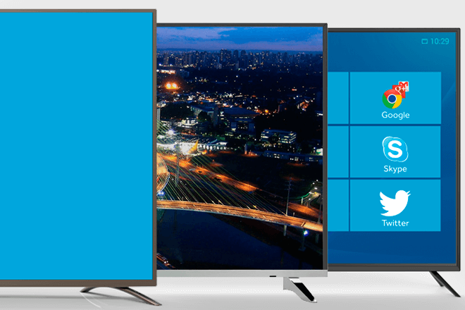 #CES2016: Haier enciende en Las Vegas nuevos televisores Android Smart TV y UHD